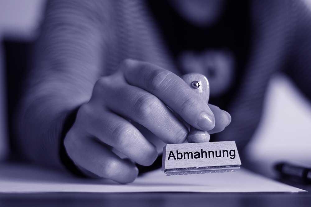 Anwalt in Bonn für Abmahnung durch Arbeitgeber