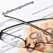 Aufhebungsvertrag zur Vermeidung einer betriebsbedingten Kuendigung