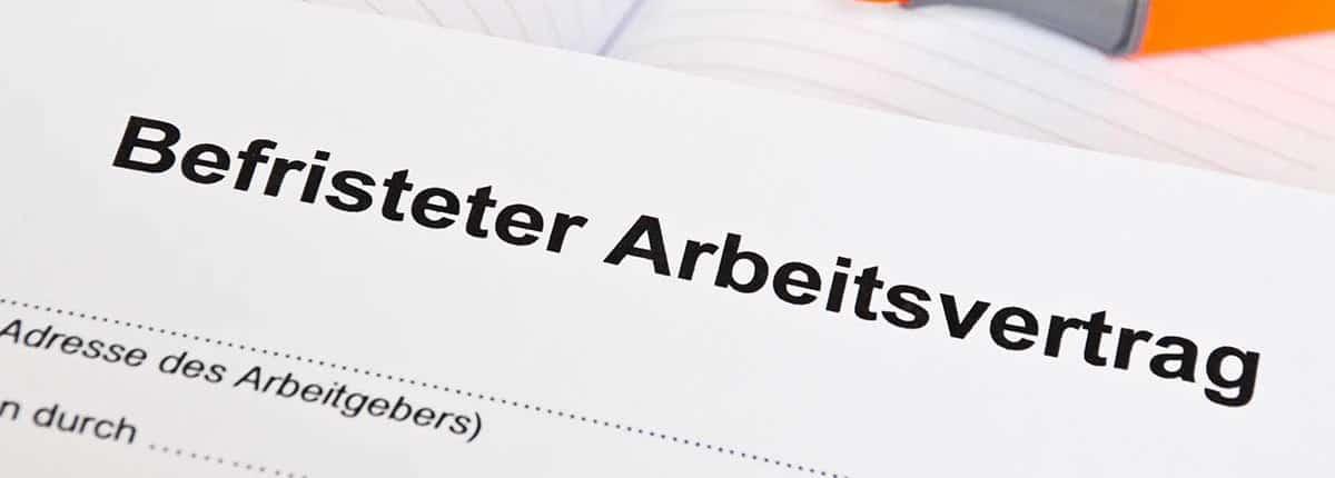 Ist die außerordentliche Kündigung eines befristeten Arbeitsvertrags möglich?