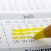 Wie kann ich den Resturlaub bei Kündigung berechnen?